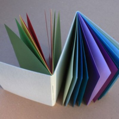 Two-in-One Do-Si-Do Bookbinding
