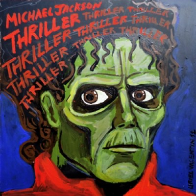 As Seen On MTV: Michael Jackson's Thriller