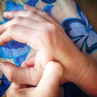 Knots Away! Self Massage