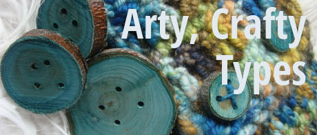 Arty, Crafty Types