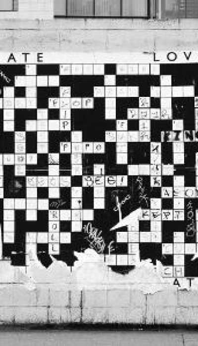 Cryptic Crosswords with Tony