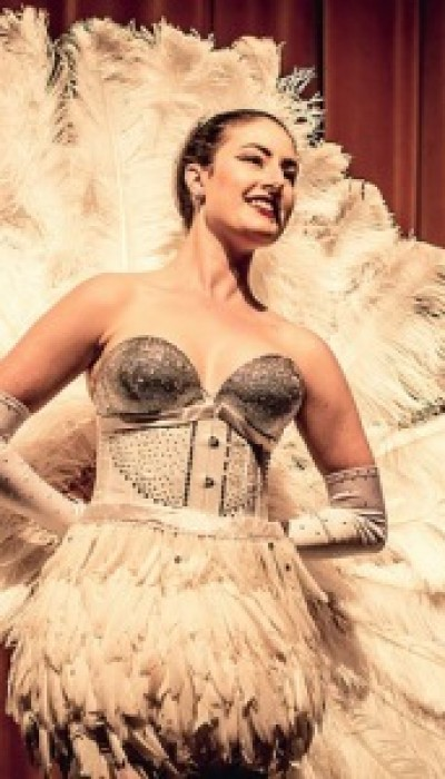Vintage Burlesque for Everyone with Madame M