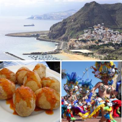 The Canary Islands, Mojo & Papas: A Taster