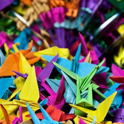 An Ancient Papercraft: Origami Animals