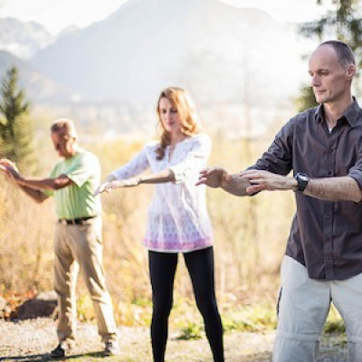 Discover Qigong with Nicole ONLINE