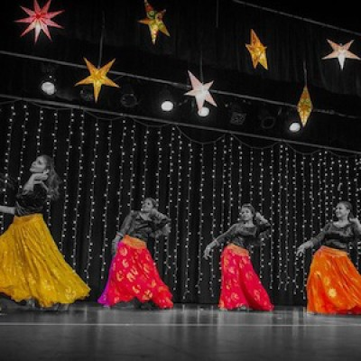 Get Into Bollywood Dance