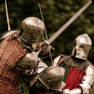 Sword Fighting: Medieval Martial Arts - Laneway Learning