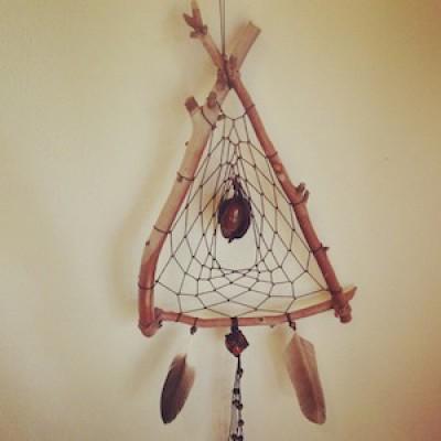 Dream Weaving: The Art of the Dreamcatcher