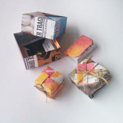 Upcycled Origami