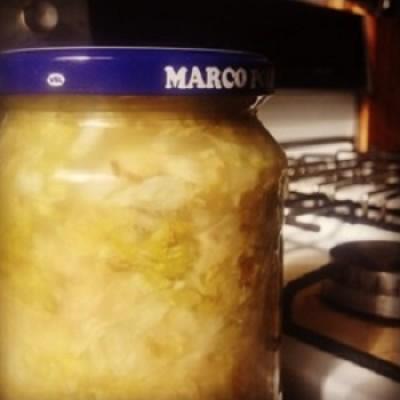 Sauerkraut: A Simple Guide to Home Fermentation