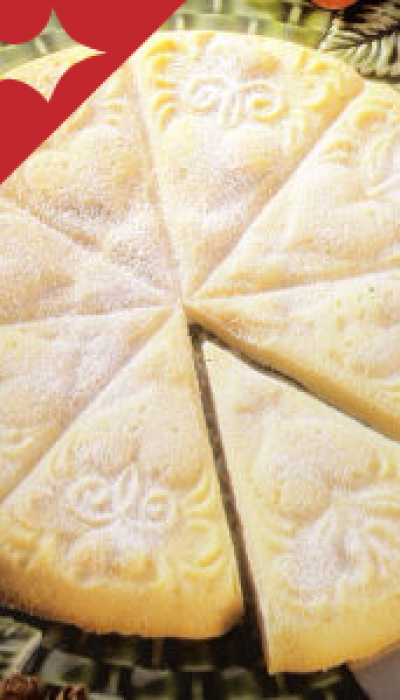 Shortbread Making: Just in Time for Christmas with Jenny