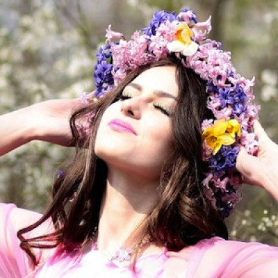 Fresh Floral Crowns