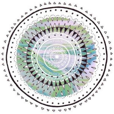 Mandala Drawings with Pizazz