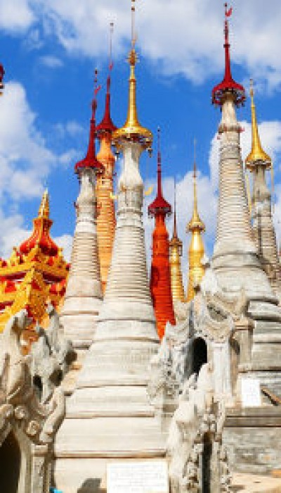 Myanmar: Culture, History and Places