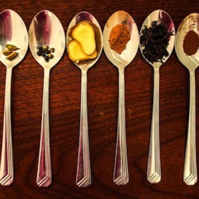 Chai Me! Tea Blending
