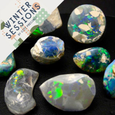 Discovering the World of Opals