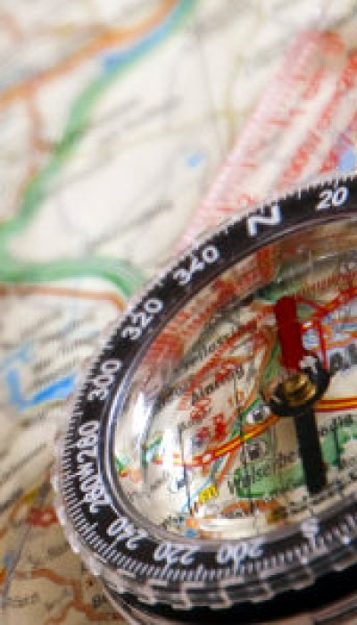 Maps, Compasses and Everyday Navigation with Katka
