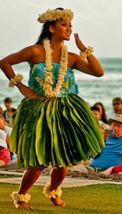 Hawaiian Hula for Beginners with Meagan