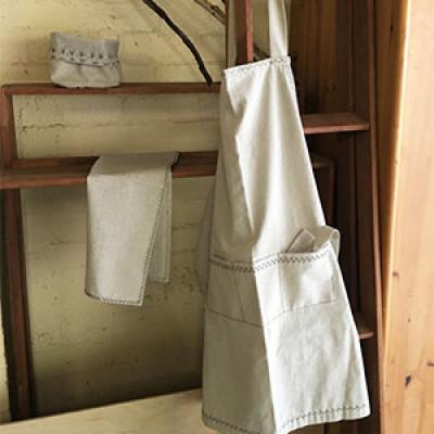 Hand Sewing: Make an Apron