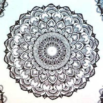 Imagine, Create, Frame: Geometrical Mandalas