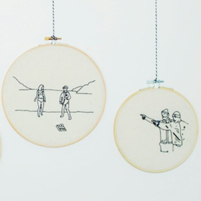 Embroidery: Let's Start Stitching!