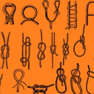 Basic Knots You Gotta Know!