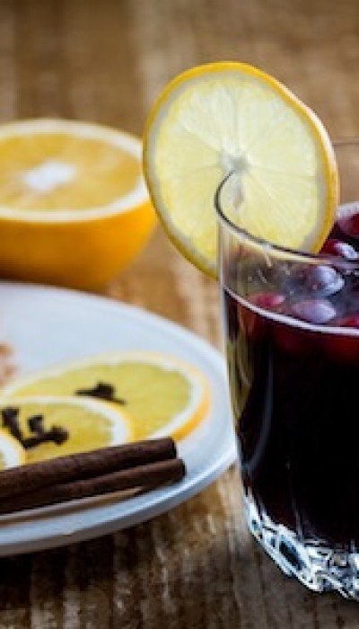 Mulled Wine, Sangria and Everything in Between! with Maria