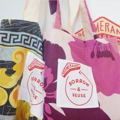 Fabric Bags: Upcycling, Sewing and Sustainability