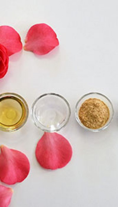 DIY Organic Skincare Products with Lily