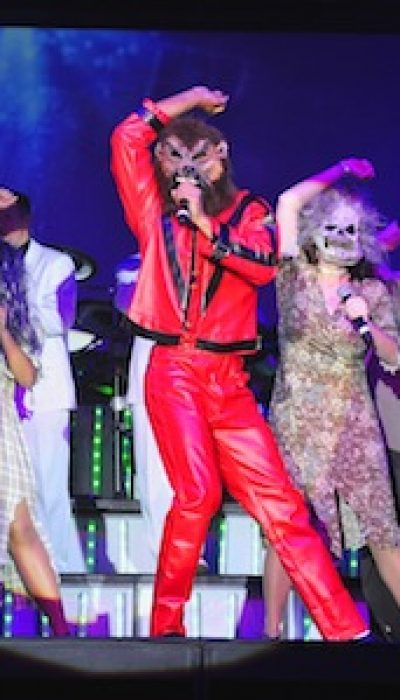Michael Jackson's Thriller: Dance like a Zombie with Maree ONLINE