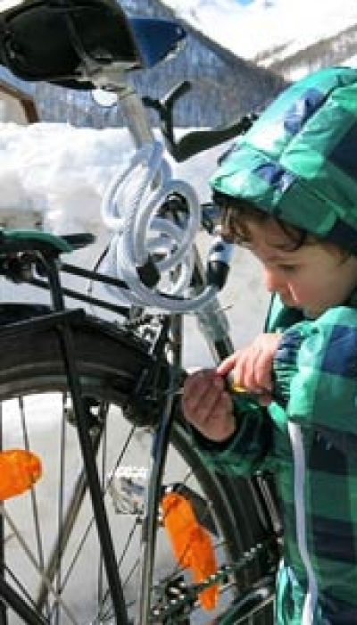 Money-Saving Bicycle Maintenance with Lucie ONLINE