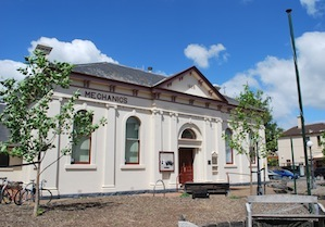 Brunswick Mechanics Institute