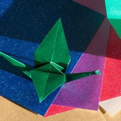 Festive Folds: Origami Art