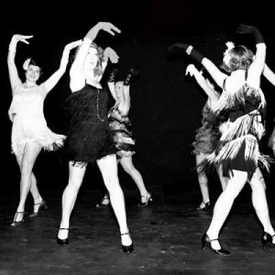 Get Your Gatsby On! Beginners Charleston
