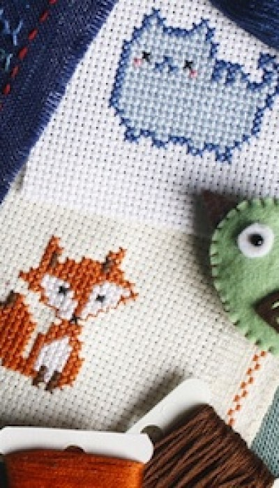 Cross Stitch for Beginners with Natalia
