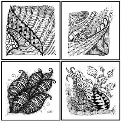 Creative Doodling for Relaxation