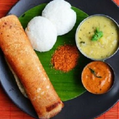 Quick Indian Breakfasts: Dosa & Upma