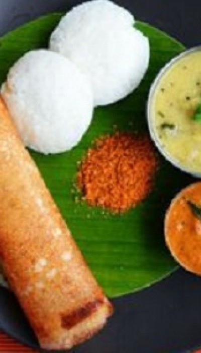 Quick Indian Breakfasts: Dosa and Chatni with Archana