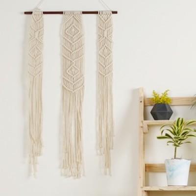 Macramé Wall Hangers with Maria