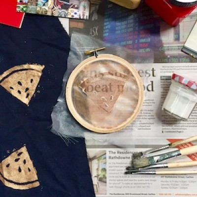 Totes! An Introduction to Screenprinting