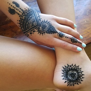 Learn The Art Of Henna Laneway Learning Melbourne