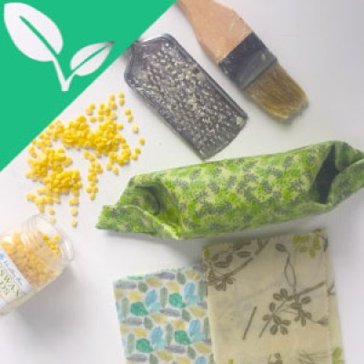 Make A Beeswax Wrap