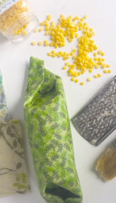 Make A Beeswax Wrap with Robyn