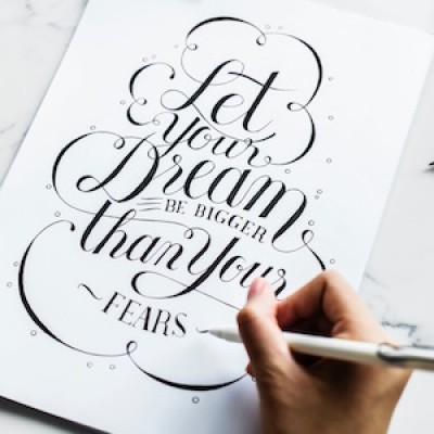 Calligraphy For Beginners with Rachel