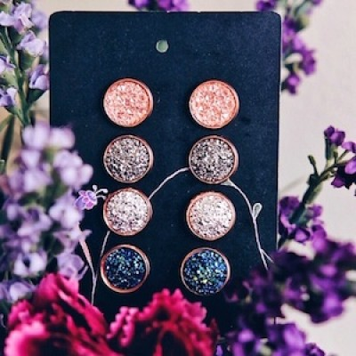 Making Your Own Bespoke Ear Studs with Natalia