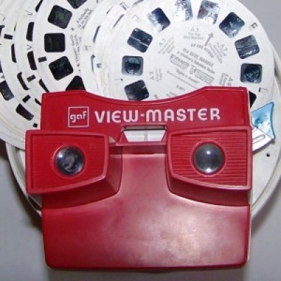 Create Your Own View-Master Reel with Emilie