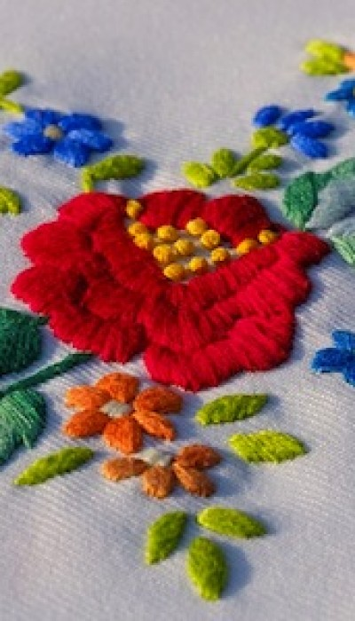 Hand Embroidery for Beginners: DIY Your Clothes