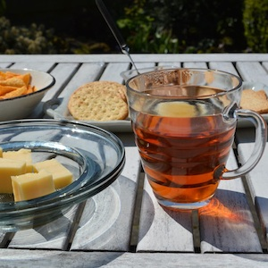 cheese and tea pairing