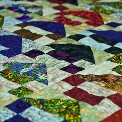 Quilting Basics for Starters with Robyn