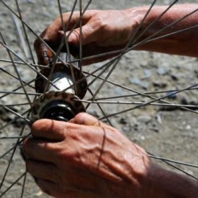 Thrifty & Fun! Bike Maintenance with Anna